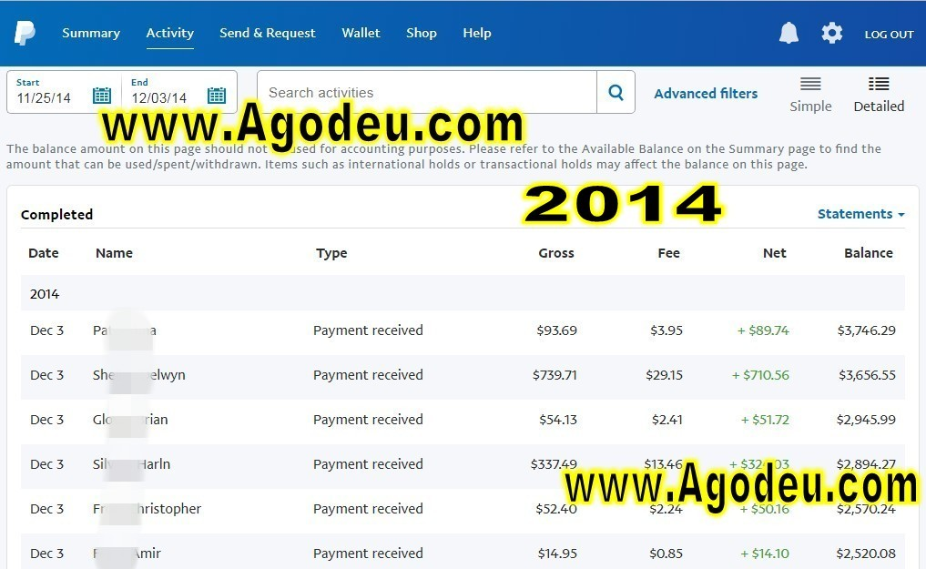 paypal_payments_orders_with_on_agodeu_com_factory_led_products_lights